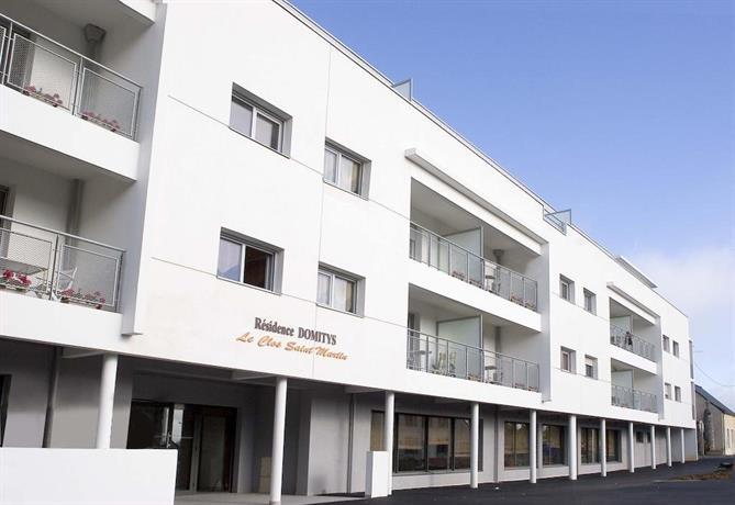 Hotel Le Clos St Martin
