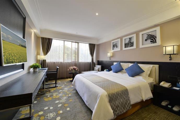 Xi 39 an jinhao boutique hotel confronta le offerte for Boutique hotel xian