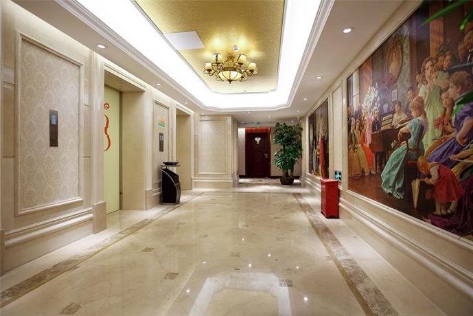 Jingtian Plaza Hotel Shenzhen