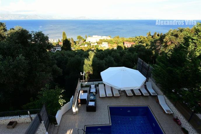 Alexandros Villa Corfu Island