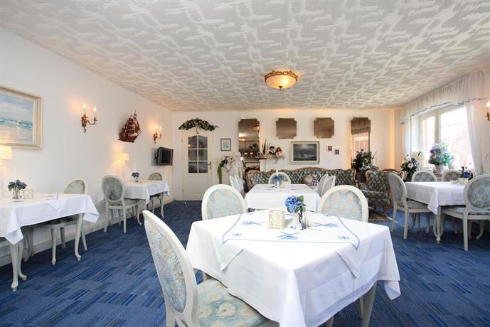 Hotel Pension Haus Hubertus Borkum