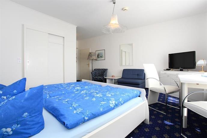 Hotel Pension Haus Hubertus Borkum pare Deals