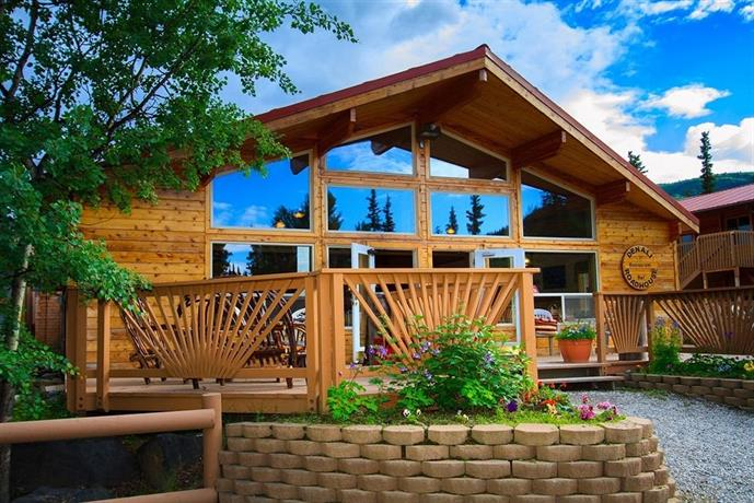 Denali river cabins denali national park offerte in corso for Denali national park cabins