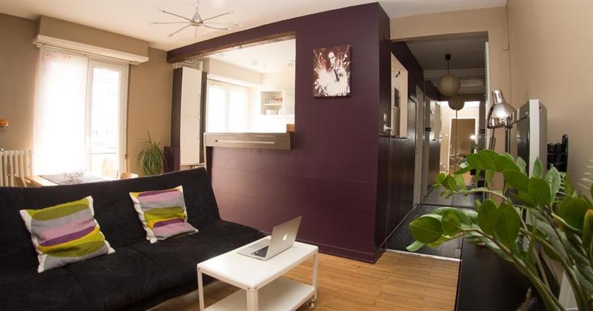 Appartement Quartier Halles