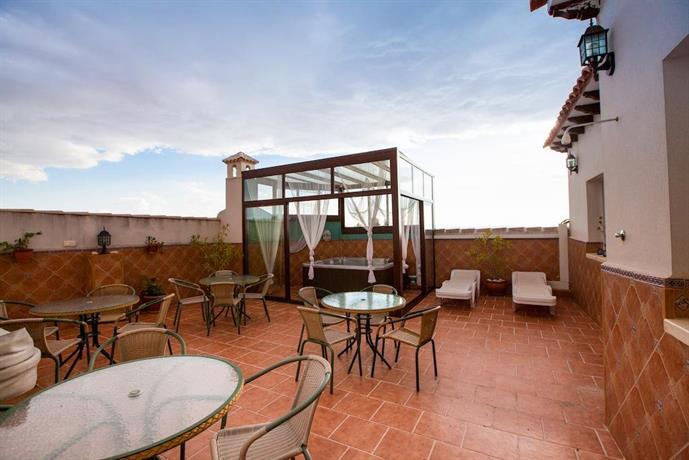 Apartahotel al alba pozo alcon compare deals for Al alba jardin hotel