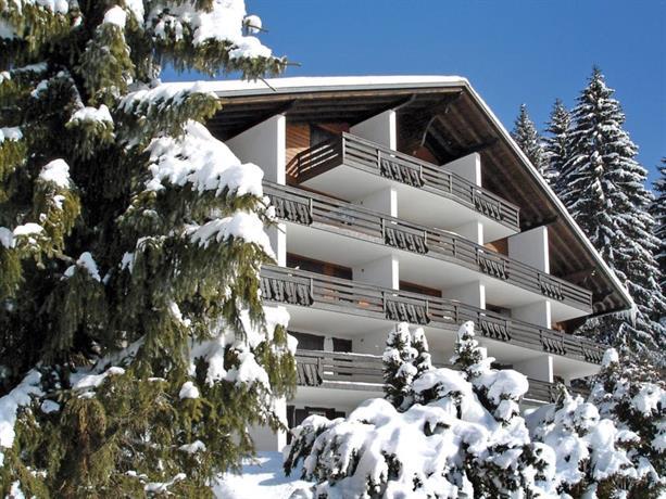Apartment Le Savoie Villars-sur-Ollon