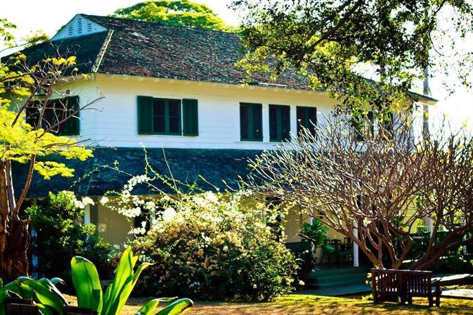 Pahala Plantation House at Pahala Plantation Cottages