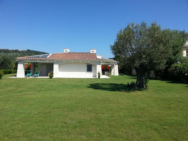 Villa di Saturnia