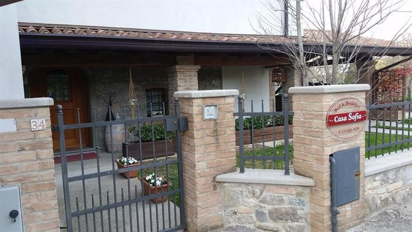 B&B Casa Sofia San Pier d'Isonzo