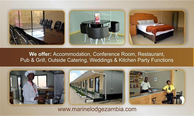 Marine Lodge Ndola