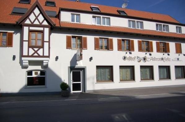 Hotel Andreas Hofer Dornbirn