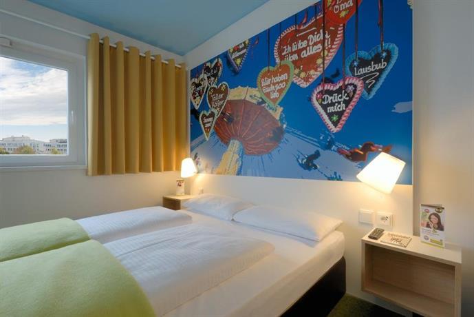Bb Hotel Munchen West