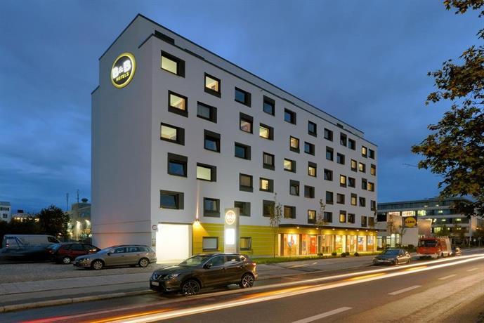 B B Hotel Munchen City West  Munchen