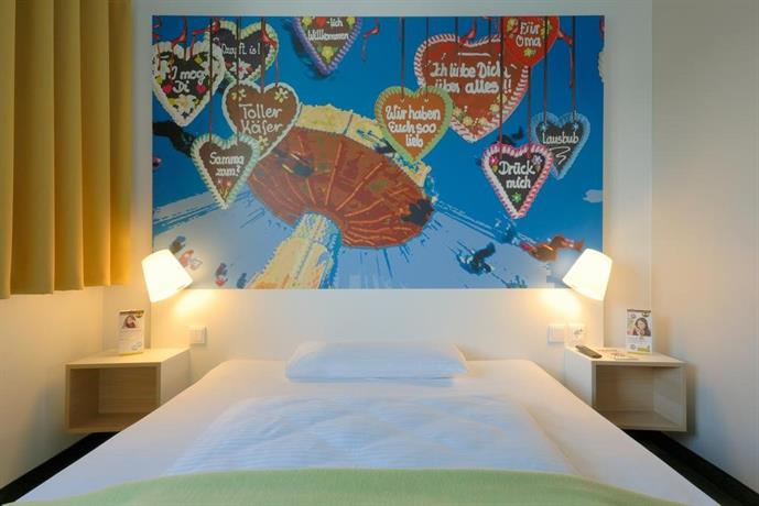 Hotel B And B Munchen City West
