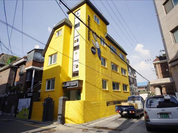 24 Guesthouse Dongdaemun Cheongryangri
