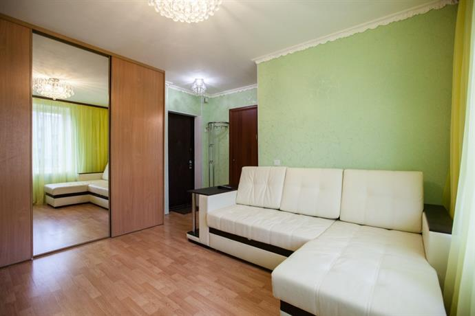 Brusnika Babushkinskaya Apartment
