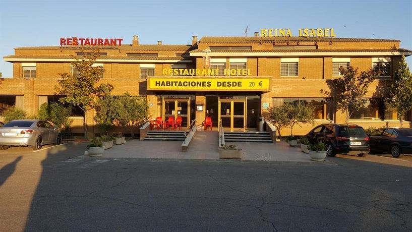 Hotel Reina Isabel Lleida