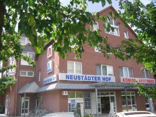 Neustadter Hof Hotel Garni Neustadt Am Rubenberge