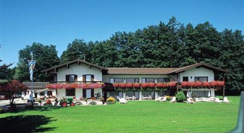 Haus Waldesruh Hotel Ubersee