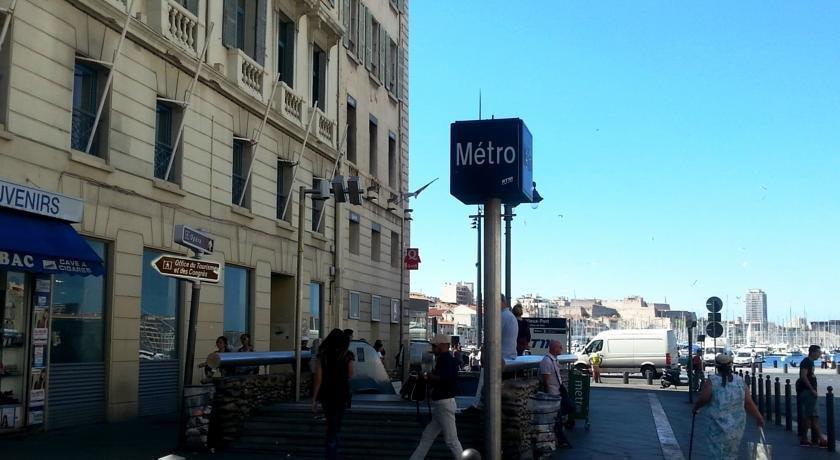 Appart Hotel Marseille Vieux Port