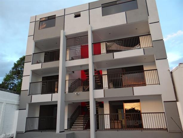 Maria's Apartments Alajuela