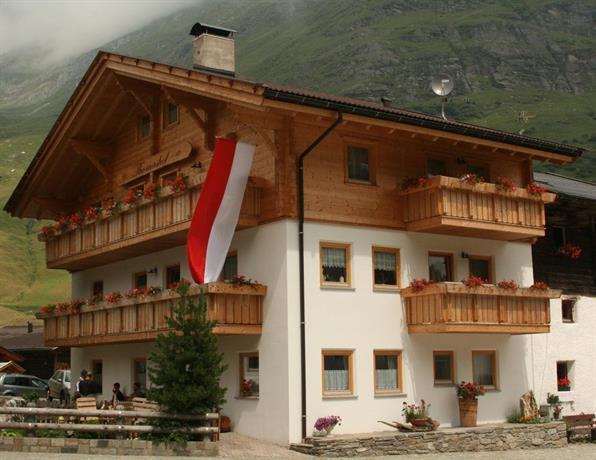 Thomashof Moos in Passeier