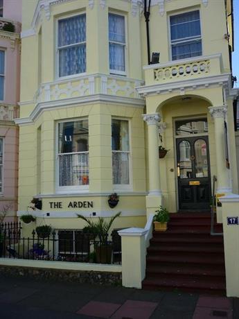 Arden Hotel Eastbourne Compare Deals