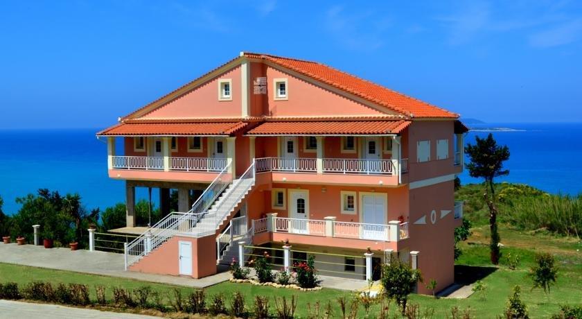 Nikos Apartments Agios Stefanos Corfu Island