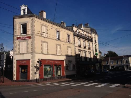 Hotel de la Poste Limoges