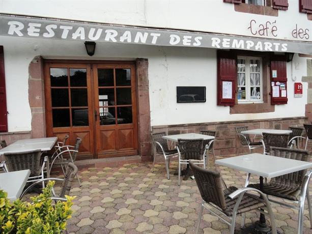 Hotel des remparts saint jean pied de port compare deals - Hotel saint jean pied de port ...