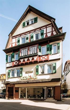 Gastehaus Kuhnle Bad Wildbad