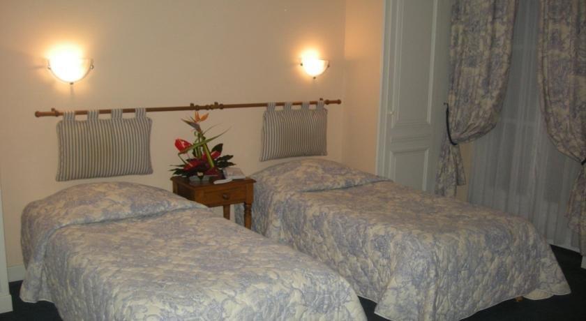 Hotels Sezanne France