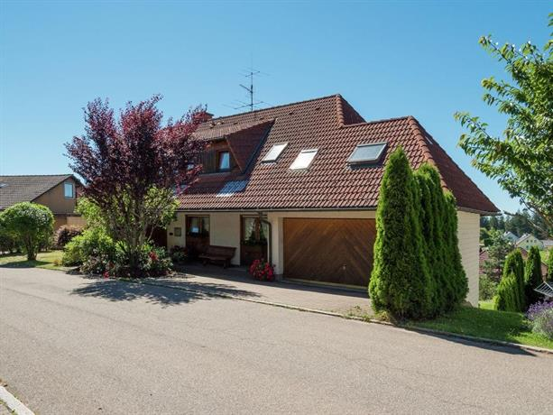 Holiday Home Kandelblick Furtwangen