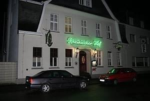 Rheinischer Hof Hotel Leverkusen