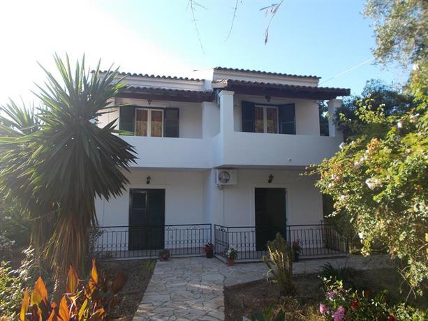 Katerina Apartments Corfu Island