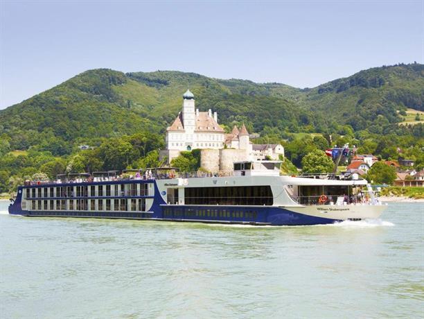 Hotelschiff MS William Shakespeare