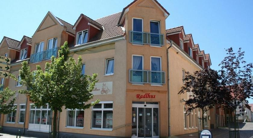 Appartement Pension Borchard's Radlhus