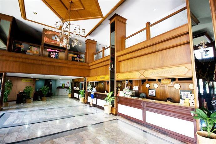 Hotel Ayutthaya Grand Hotel   Rojana Road  Ayutthaya