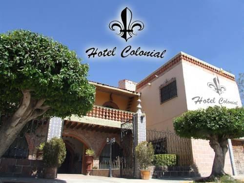Hotel Colonial Dolores Hidalgo