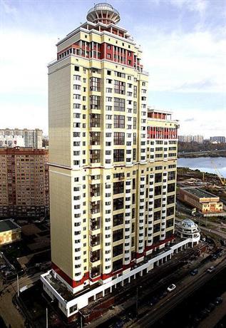 Podmoskovny Boulevard Apartments