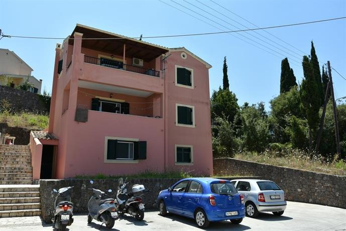 Studio B Corfu Island