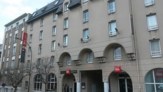 ibis Paris Porte de Versailles Mairie d'Issy