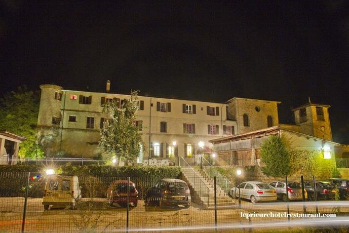 Hotel Restaurant le Prieure Chaumont-le-Bourg
