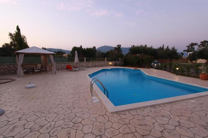 Villa Rosa Corfu Island