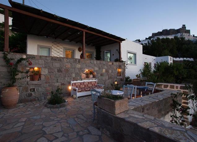 Patmos Chora traditional villa Genadio