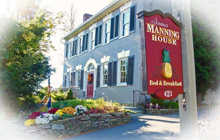 James Manning House B&B