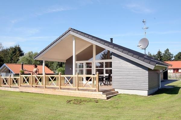 Three-Bedroom Holiday home in Rodvig Stevns 1