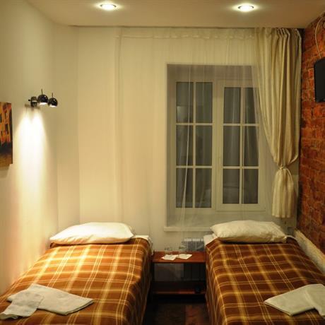Mini-hotel Seven Cabins