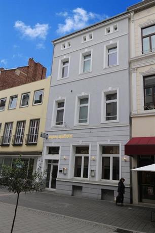 Dingdong Bonn - City Apartments