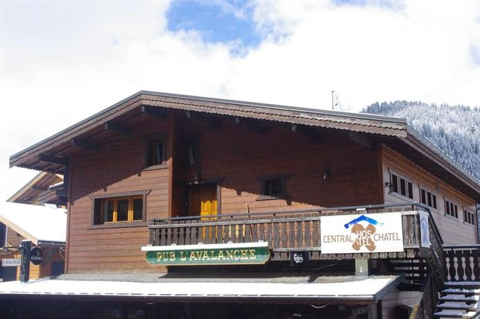 Central Hostel Chatel